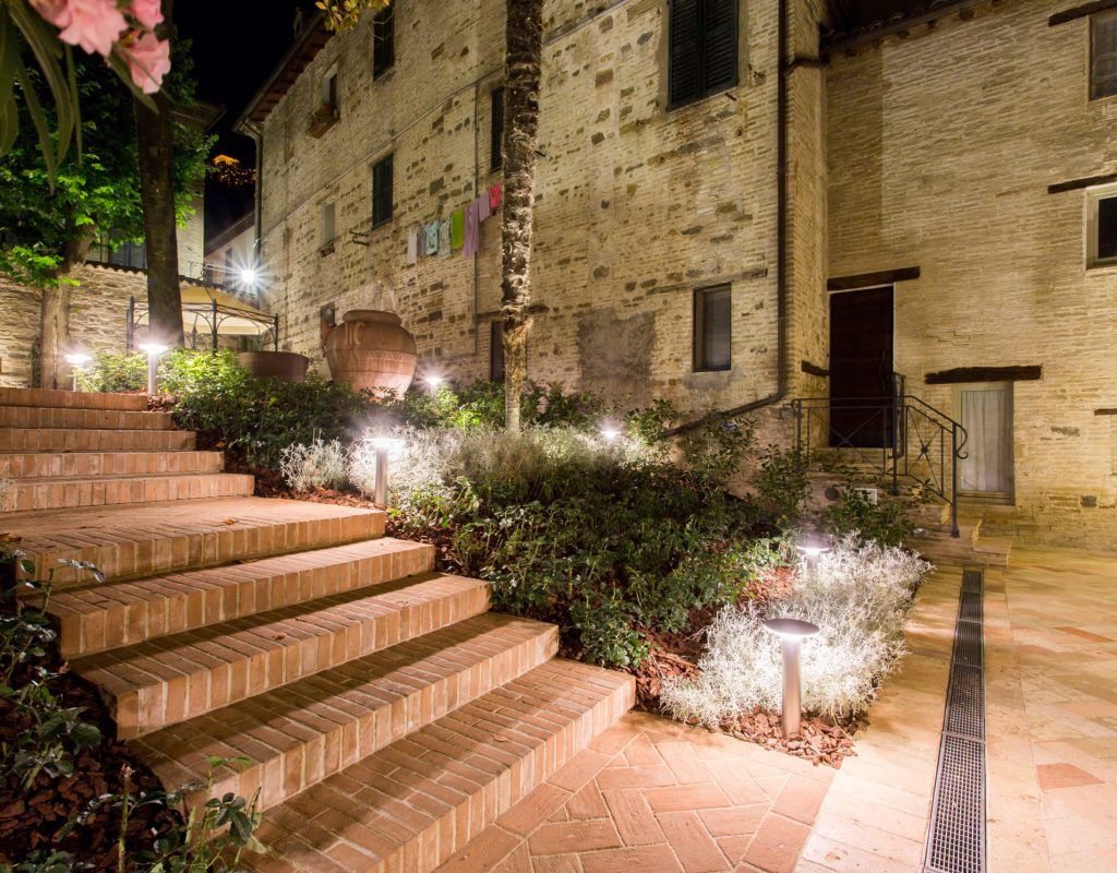 giardino tre palazzo gentili